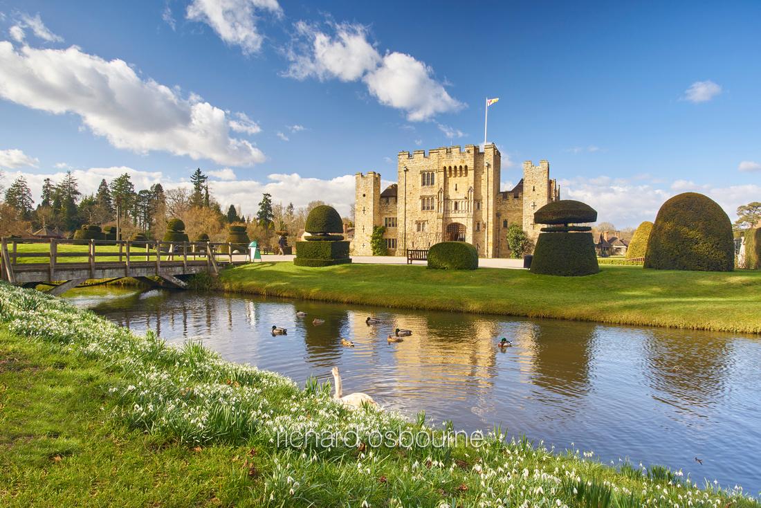 V9L14  Hever Castle, Kent, UK