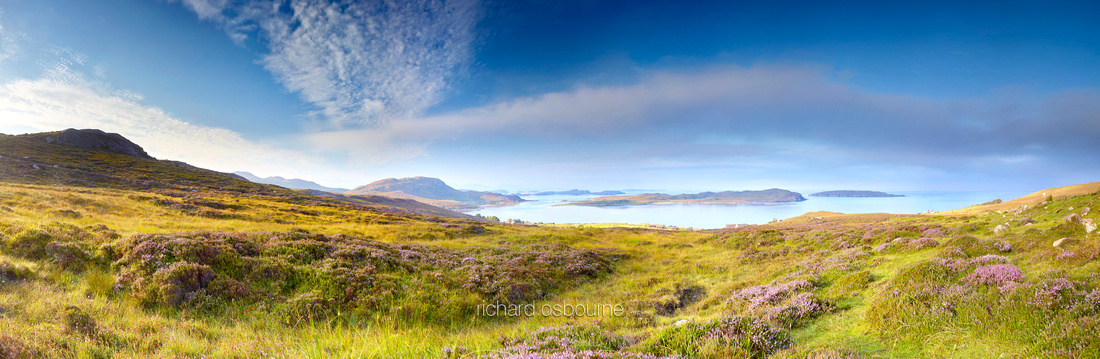 P4S4  The Summer Isles, Coigach, Scotland, UK