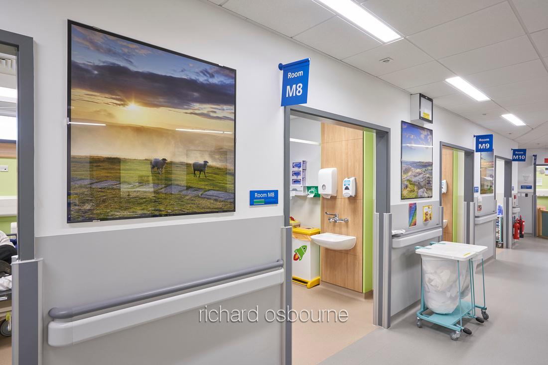 New Emergency Department, Wythenshawe Hospital, Manchester