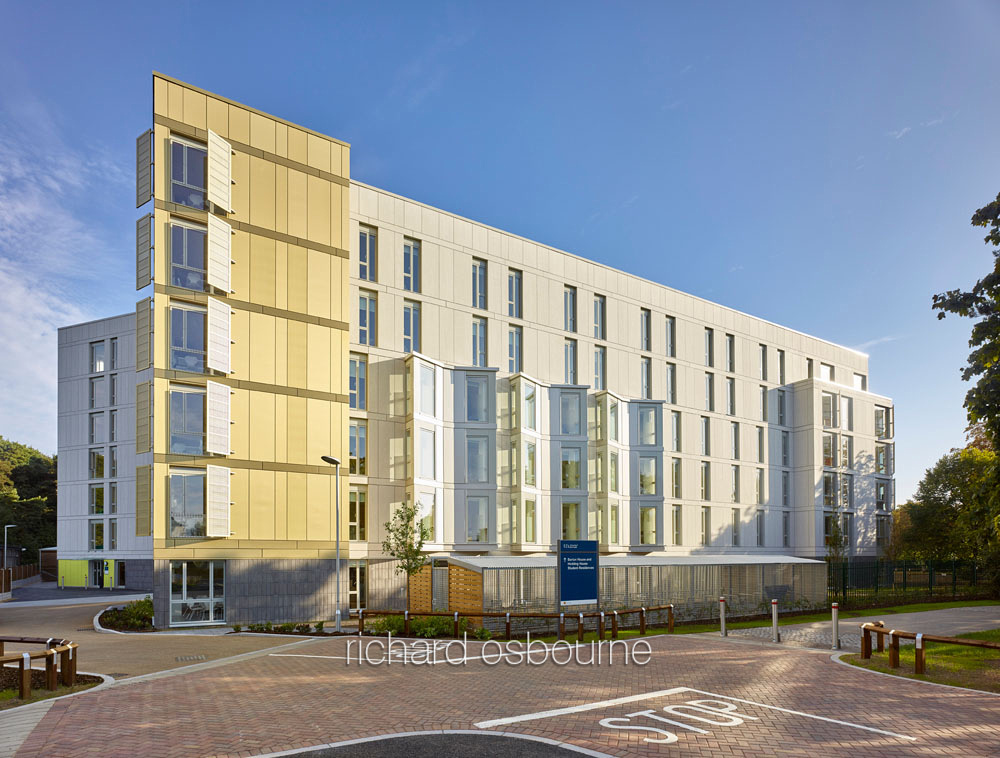 UEA Blackdale Residences for LSI