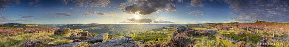 P3L50  Surprise View, Peak District, Derbyshire, UK
