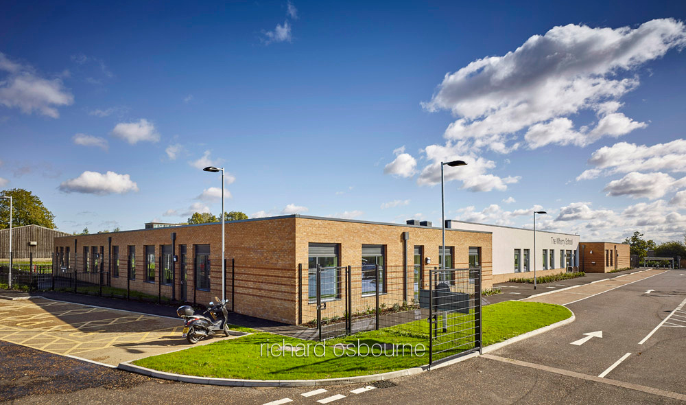 The Wherry School, Norwich for Kier Group
