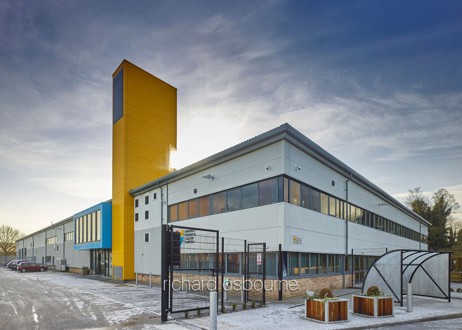 UTC Norfolk for LSI Architects