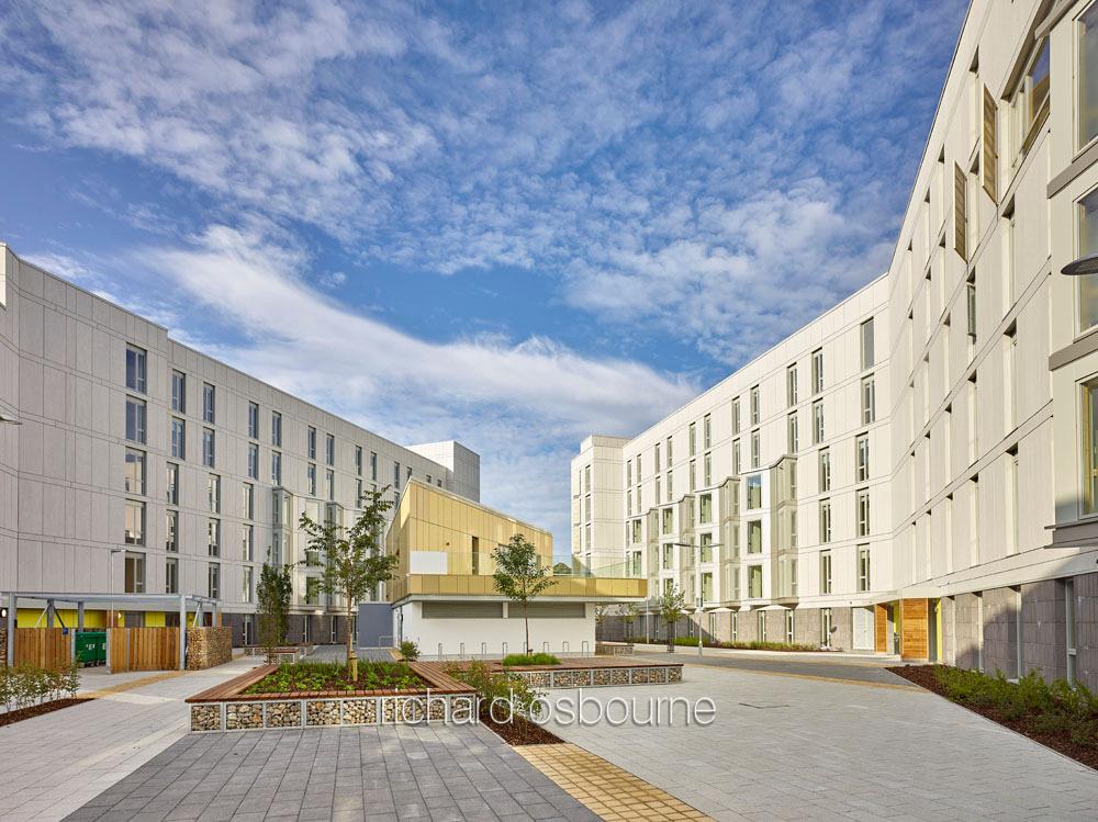 UEA Blackdale Residences for LSI